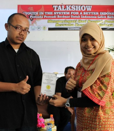 """SEMINAR PIKMA """"Youth In System To Better Indonesia"""""""