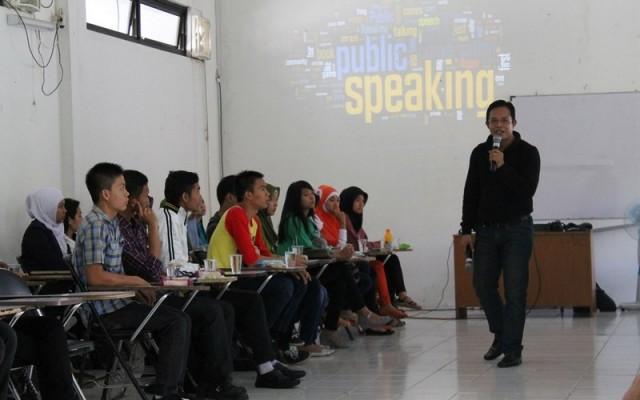 GALERI PUBLIC SPEAKING CLASS SESSION 3