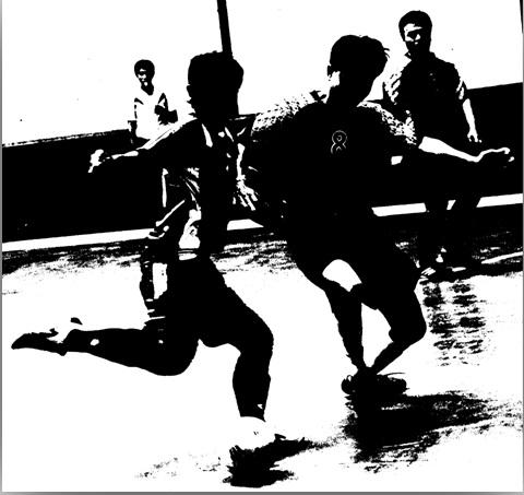 DHB JUARA STFB CUP 2012