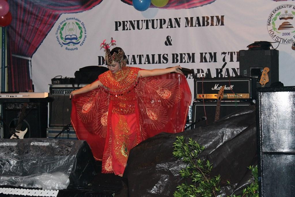 PENUTUPAN MABIM MAHASISWA BARU 2012/2013