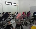 TESTING PENERIMAAN MAHASISWA BARU GELOMBANG I
