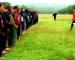 PENDIDIKAN DASAR & PENGUKUHAN UKM TIMKES XII 2015