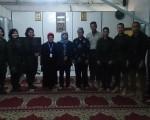 PELEPASAN RESIMEN MAHASISWA STIKES DHB