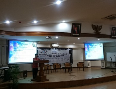 SEMINAR NASIONAL DAN TALKSHOW WORLD SIGHT DAY 2015