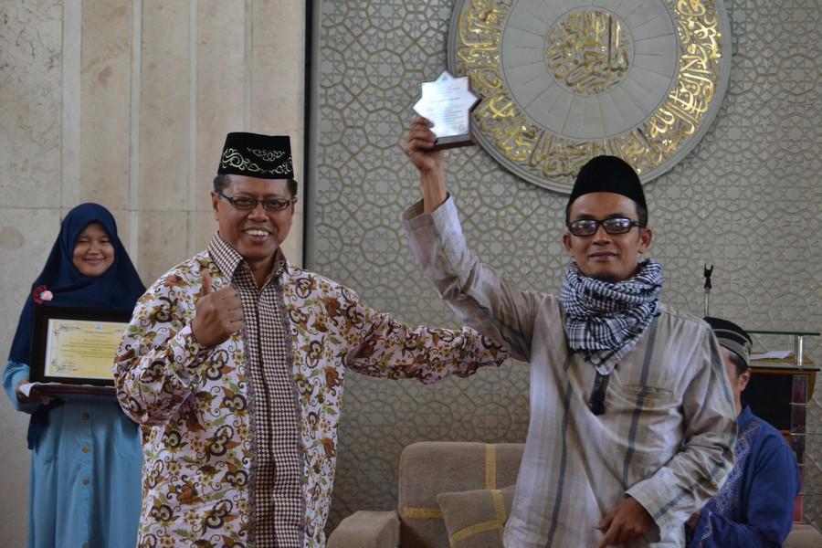 Pembina IGI dan Ketua DKM Alta