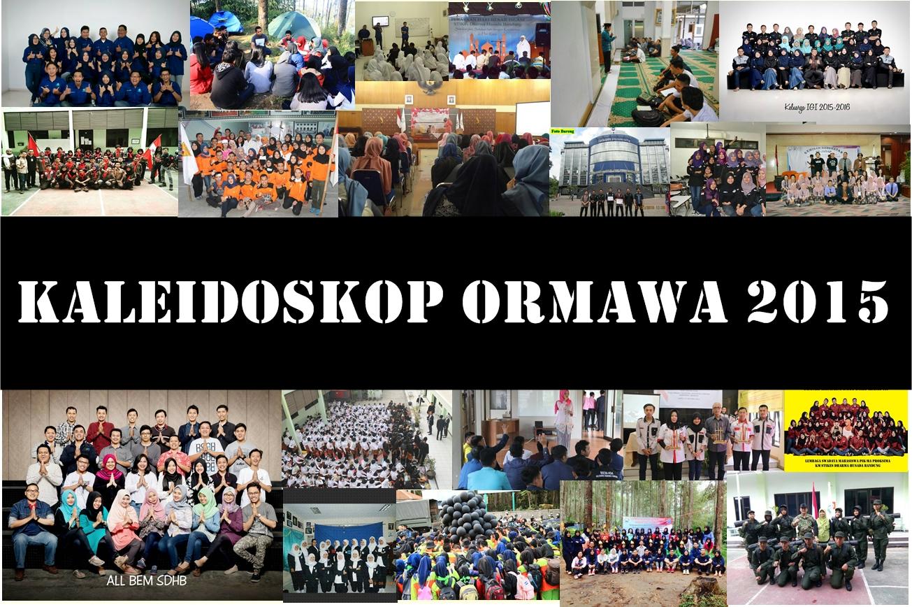 KALEIDOSKOP ORMAWA STIKES DHB 2015