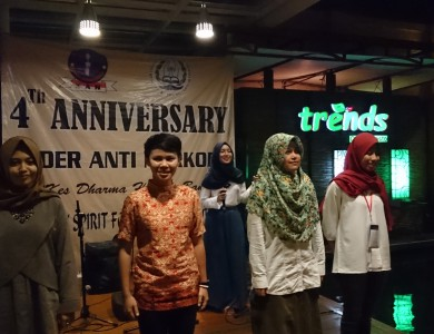4th Anniversary Gathering Kader Anti Narkoba