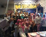 5th ANNYVERSARY SATGAS ANTI NARKOBA DHB