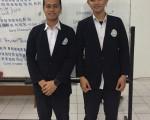 PRESIDEN DAN WAKIL PRESIDEN TERPILIH BEM KM STIKES DHB PERIODE 2017/2018