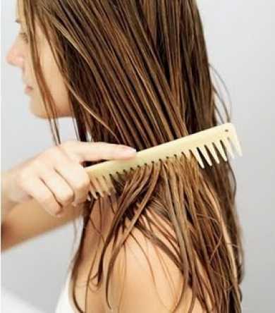 Cara Mencuci Rambut