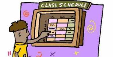 Manajemen Waktu Kuliah dan Organisasi