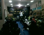 Maulid Nabi di Asrama DHB, The spirit of Muhammad