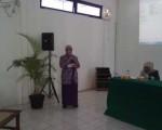 PENGARAHAN UJI KOMPETENSI DARI MAJELIS TENAGA KESEHATAN INDONESIA (MTKI)
