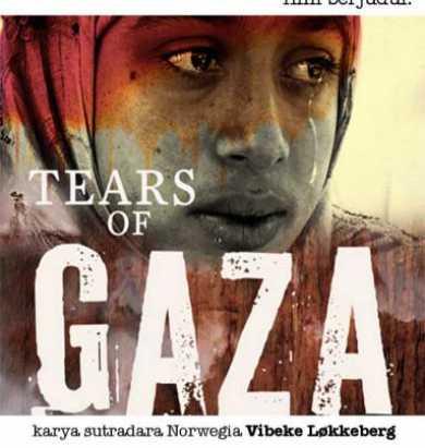UKM (IGI) IKATAN GENERASI ISLAM, NONTON BARENG TEARS OF GAZA