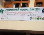 INTERNATIONAL NURSING DAY 2011