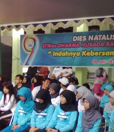 Dies Natalis Ke 9 STIKes DHB 2011