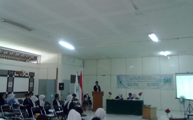 Kongres BEM KM STIKes DHB 2012
